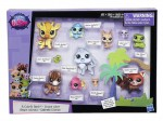LPS Colorful Bunch 11 zwierzaków Littlest Pet Shop B9753