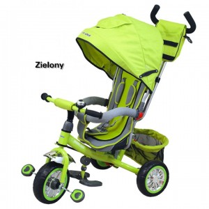 Rowerek Baby Mix Baby Crusier VIP zielony
