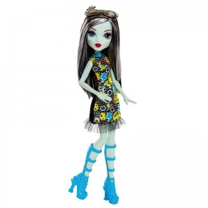 Lalka Frankie Stein Monster High DVH19