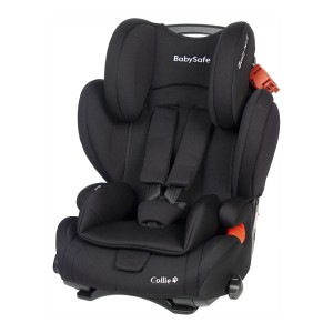 BabySafe COLLIE 9-36kg Performance Black