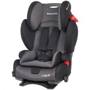 BabySafe COLLIE 9-36kg Carbon Black