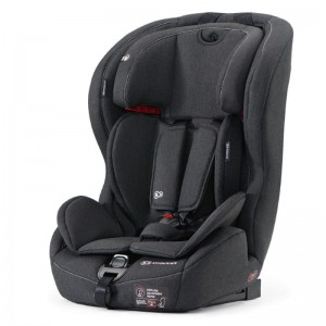 Fotelik KinderKraft SAFETY FIX ISOFIX 9-36kg Black