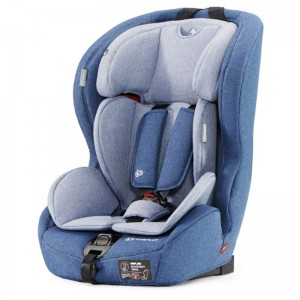 Fotelik KinderKraft SAFETY FIX ISOFIX 9-36kg Navy