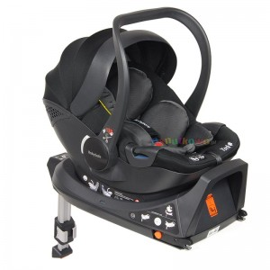YORK FIX BabySafe i-Size z bazą Carbon Black