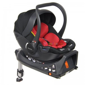 YORK FIX BabySafe i-Size z bazą Racing Red